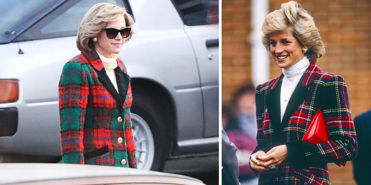 Kristen Stewart as Princess Diana