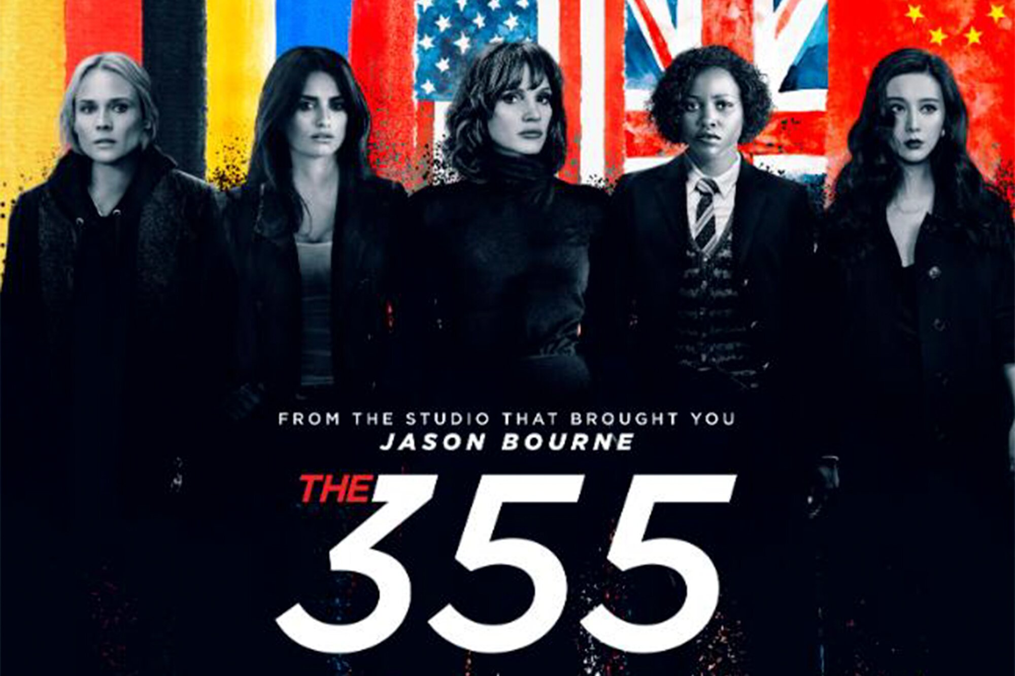 Preview And Release Date: Simon Kinberg's The 355