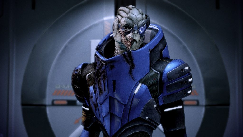 Garrus is one of the best companions in Mass Effect 2.