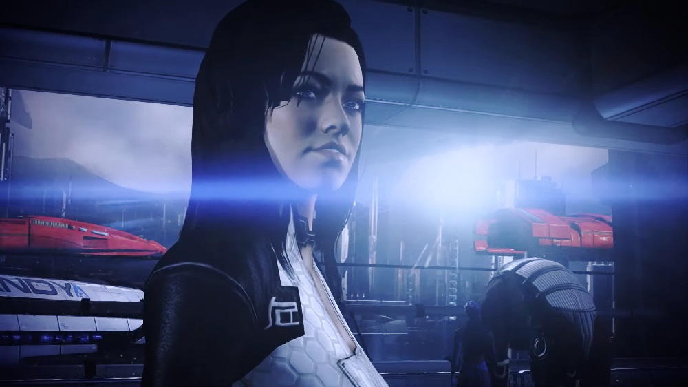 Mass Effect 2's Miranda is easily one of the best companions to have with you.
