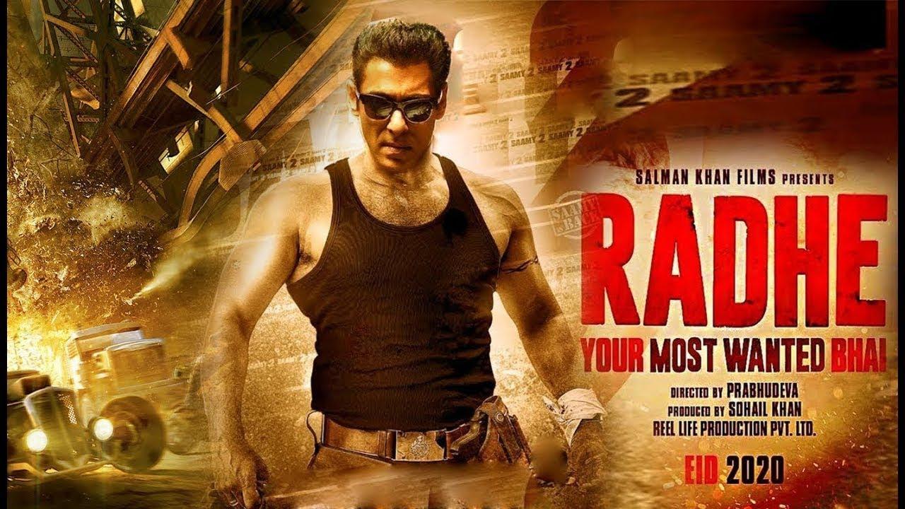 Radhe- Starring Salman Khan & Disha Patni