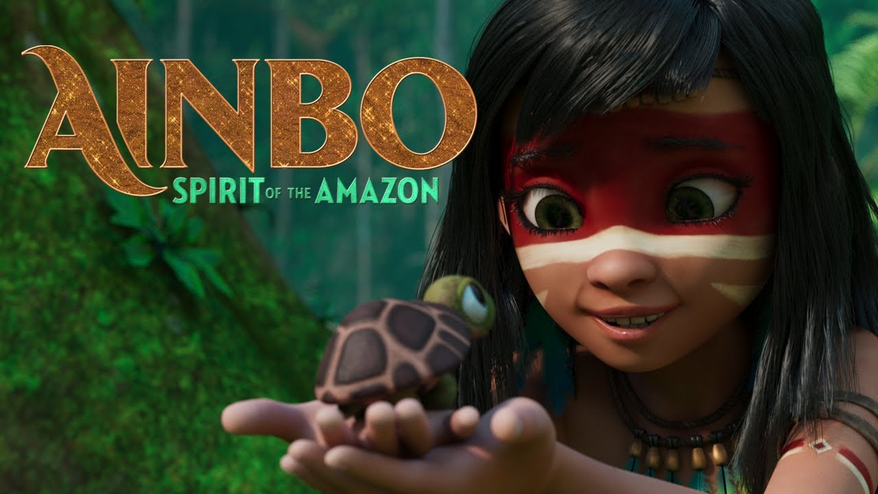 Preview: Ainbo- Spirit of The Amazon