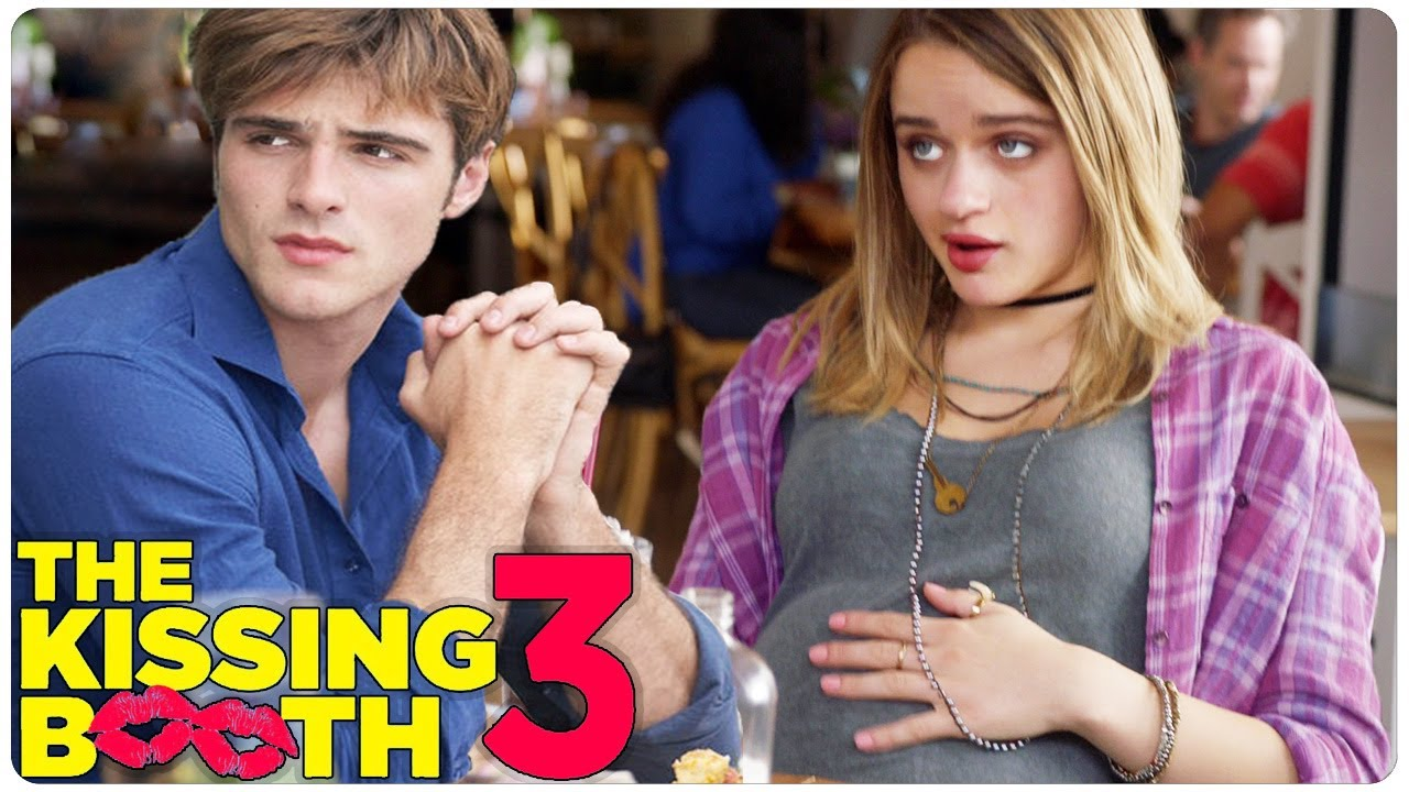Preview And Release Date: The Kissing Booth 3