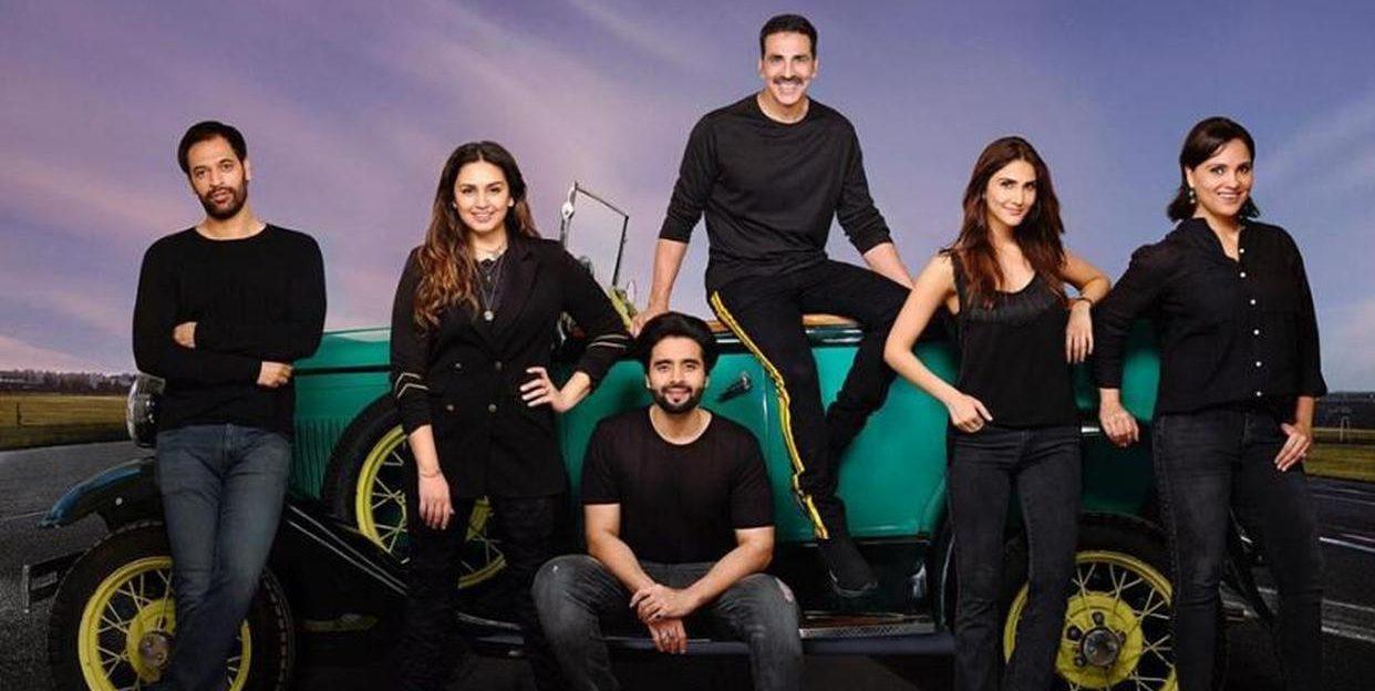 Akshay Kumar, Huma Qureshi in Upcoming Movie Bell Bottom
