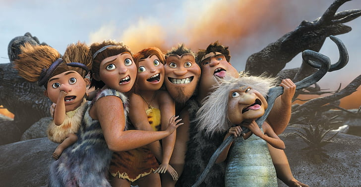The Croods 2 On Top Charts For The U.S. Box Office