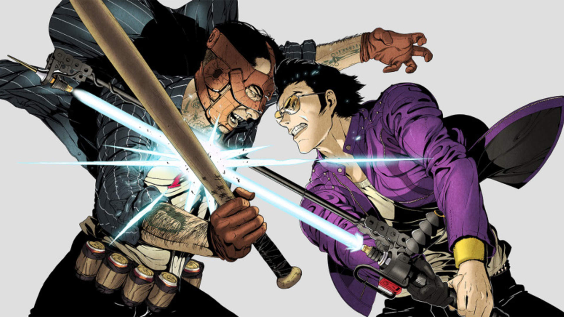 Poster of the No More Heroes 3 Game