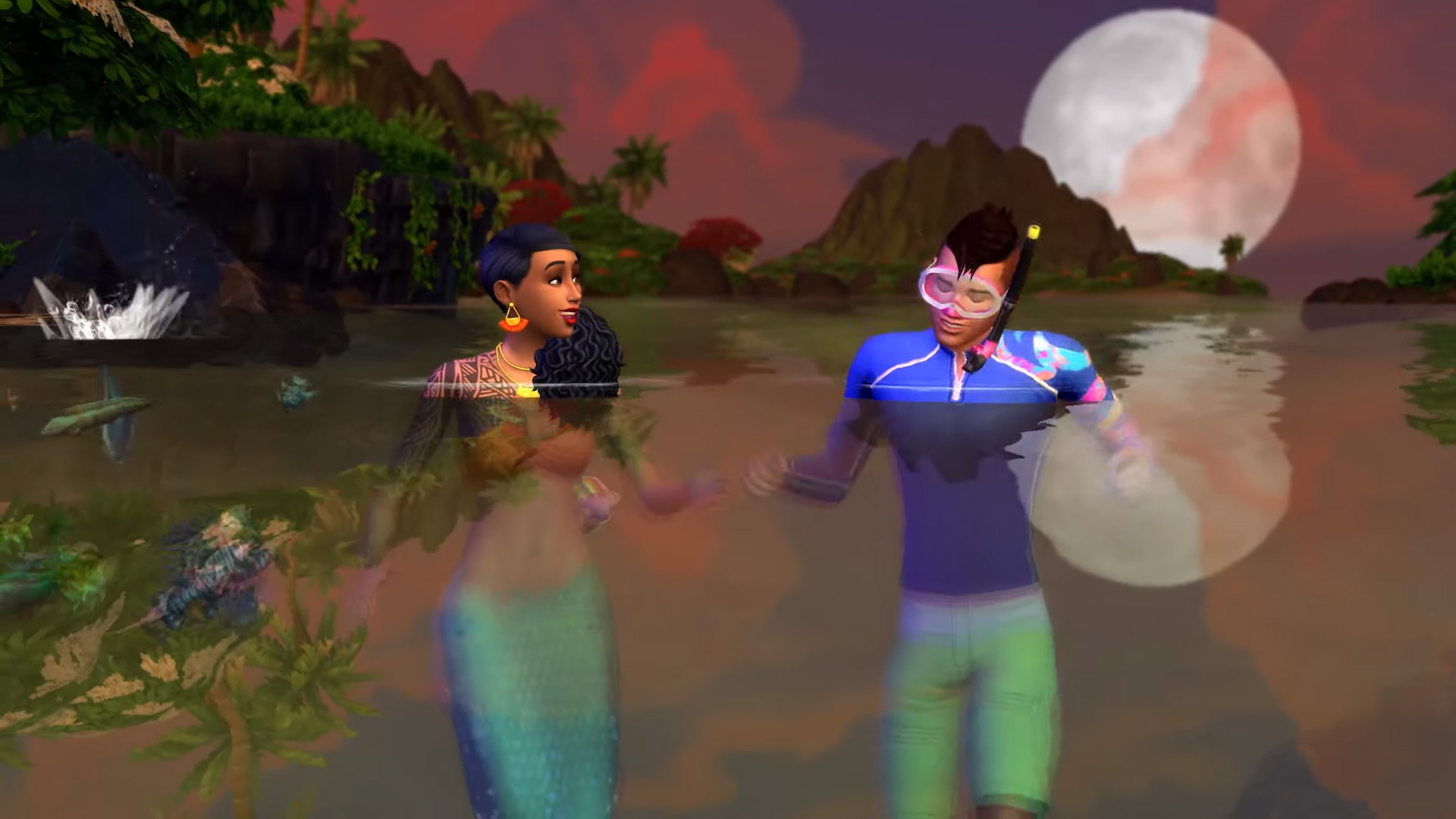 Secrets and Hidden Mechanics in the Sims 4
