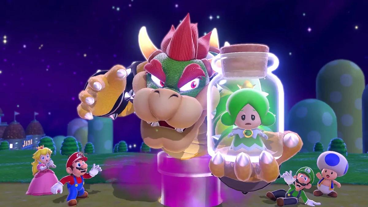 Super Mario featured image