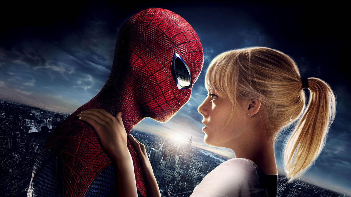 Romantic Superhero Movies