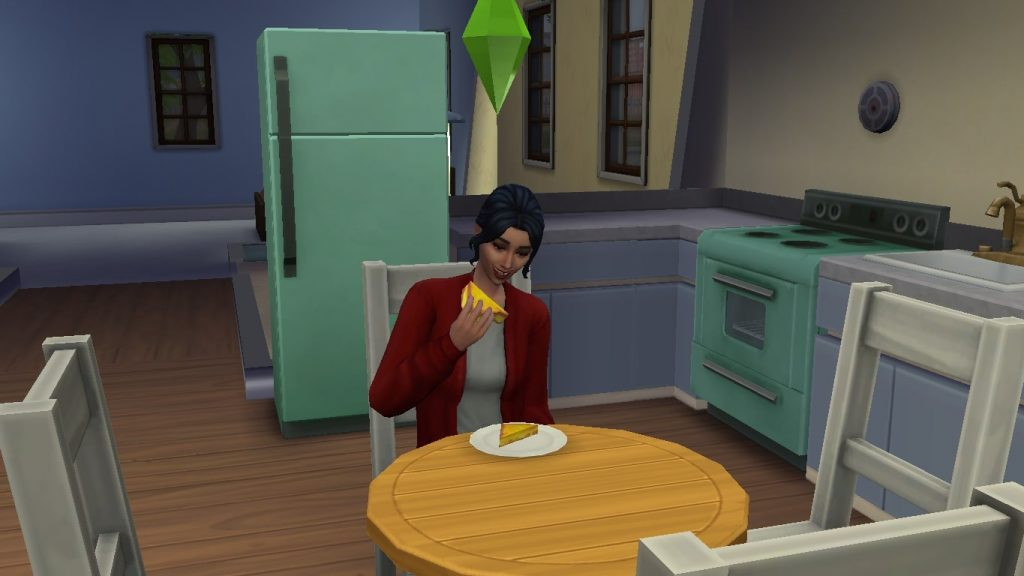 The Grilled Cheese Aspiration is a secret food aspiration in TS4.