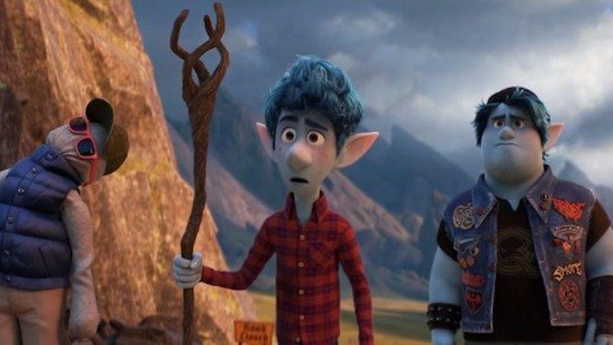 Disney+ Pixar Onward