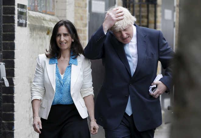 Boris Johnson and Jennifer Arcuri Affair