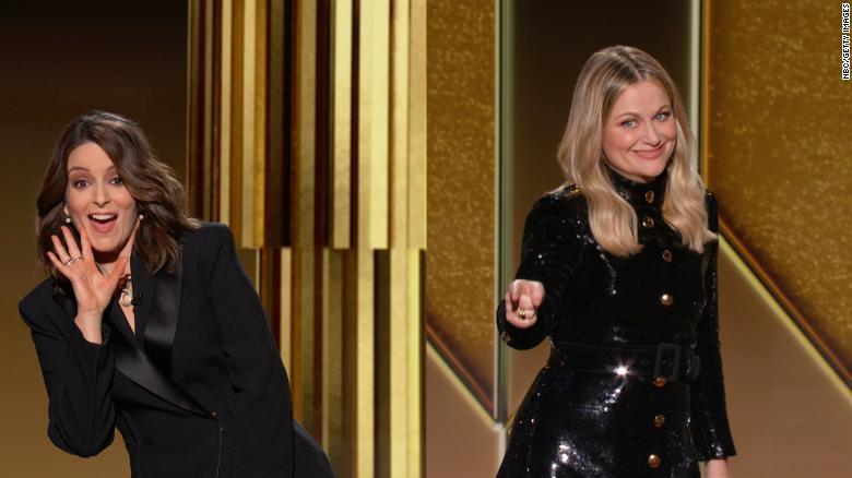 Golden Globe Awards Hosts