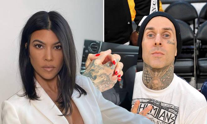 Kourtney Kardashian's Boyfriend