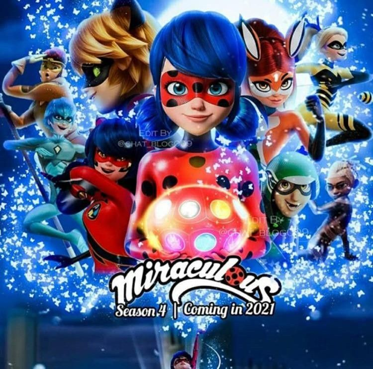 Miraculous Ladybug Season 4