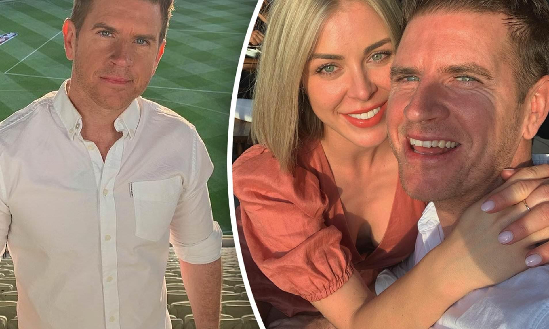 Sunrise's Weather Presenter Sam Mac Breaks Up With His Girlfriend?