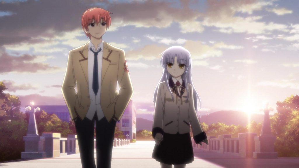 Yuzuru Otonashi & Kanade Tachibana (Angel Beats)