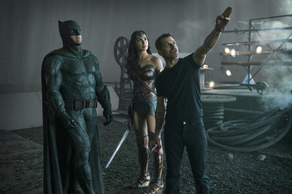 Zack Snyder's Justice League cast and characters