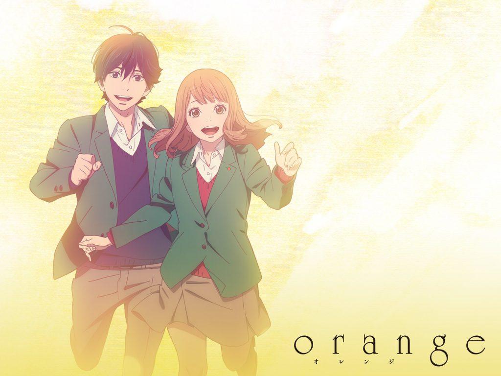 Kakeru & Naho (Orange)
