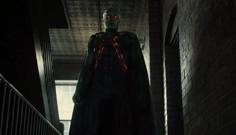 Martian Manhunter in Justice League