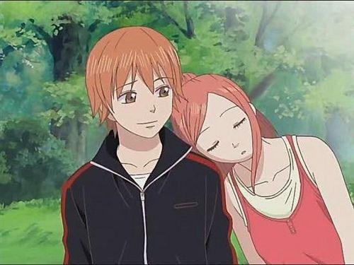 Risa Kozumi & Otani (Lovely Complex)