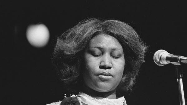 Aretha Franklin Still