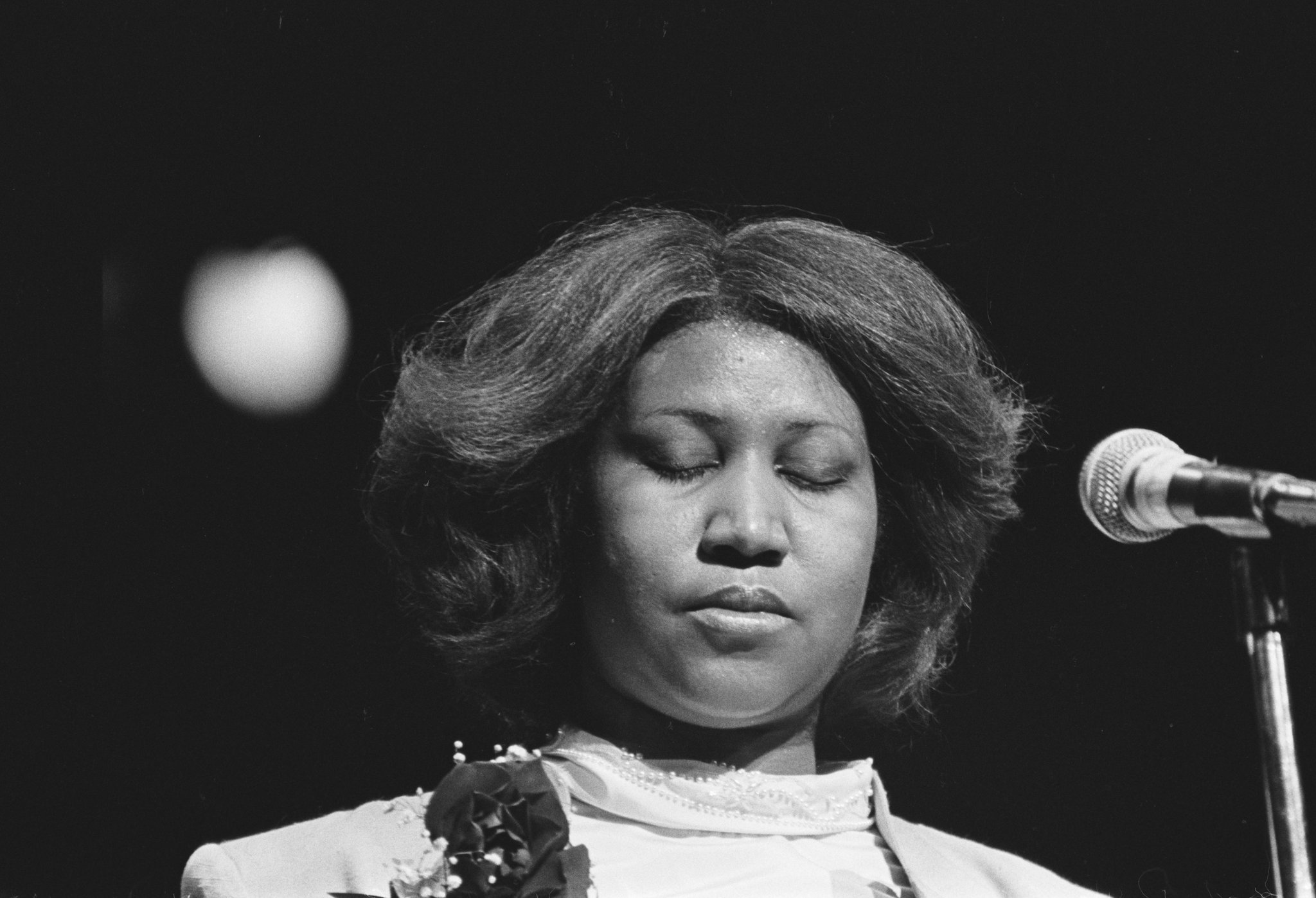 Aretha Franklin Still