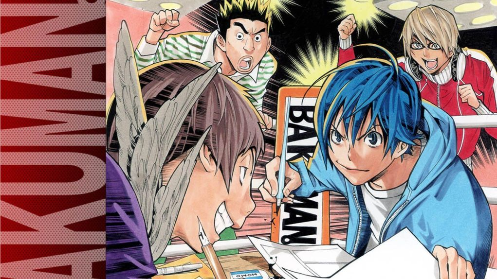 Bakuman: Like Most Mangaka, It Started With A Drawing
