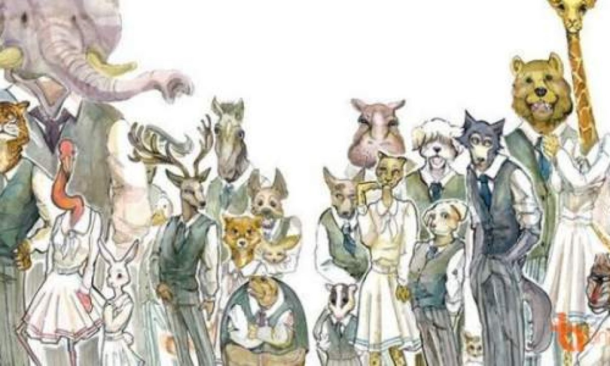Beasters voice actors