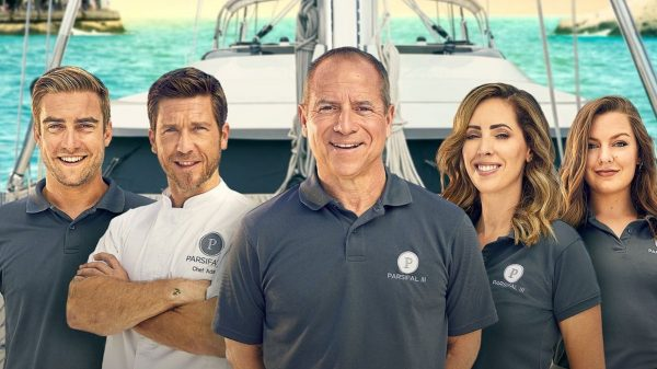 Below Deck Sailing Yacht Season 2 Episode 3