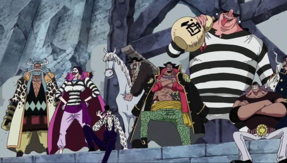 Black Beard Pirates