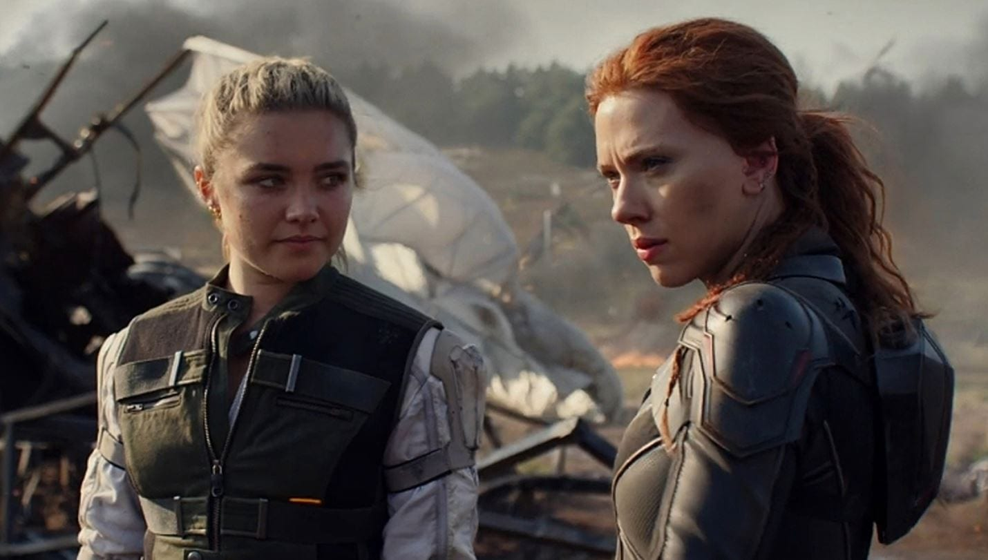 When Will Black Widow Come Out?