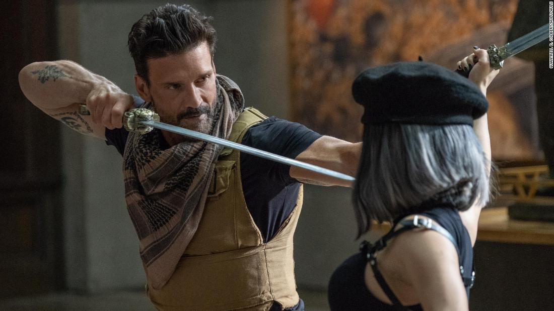Boss Level- Frank Grillo's film loop time again
