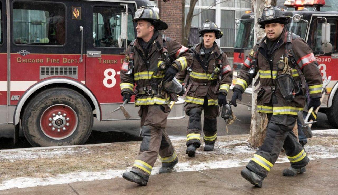 Chicago Fire Season 9 Episode 8