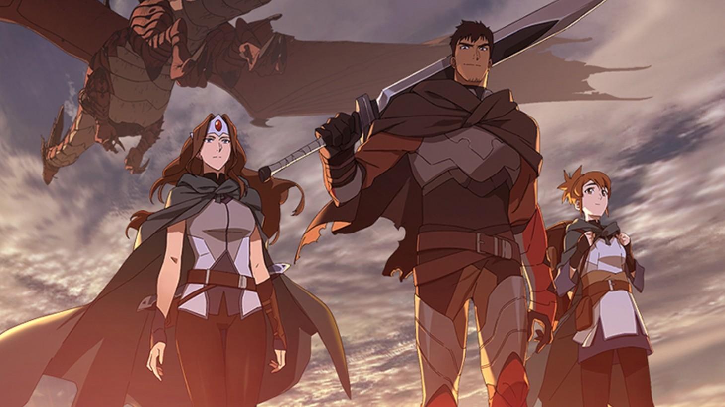 DOTA-Dragon's Blood release date