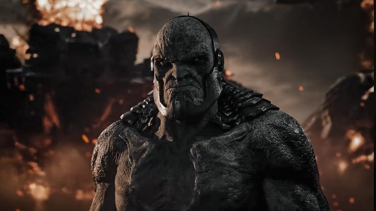 Darkseid in Zack Snyder's Justice League
