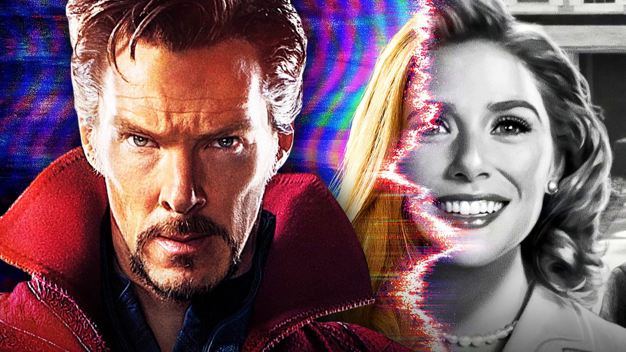 Dr. Strange 2's Connection With Wanda Vision