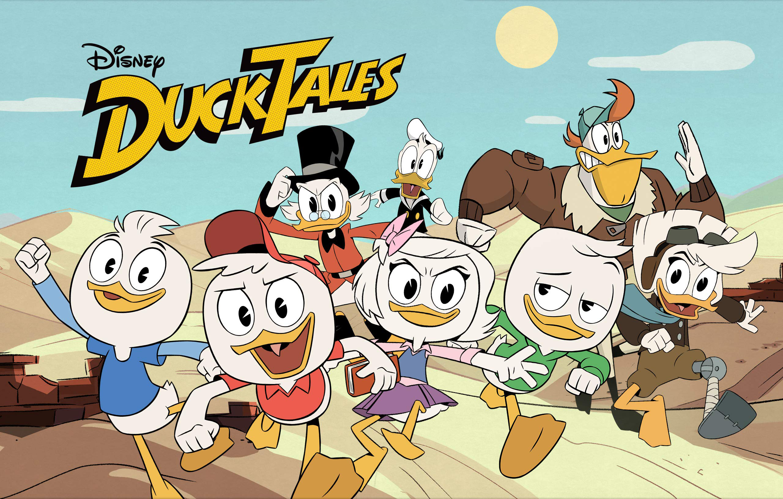 Preview And Recap: DuckTales (2017) Season 3 Episode 21