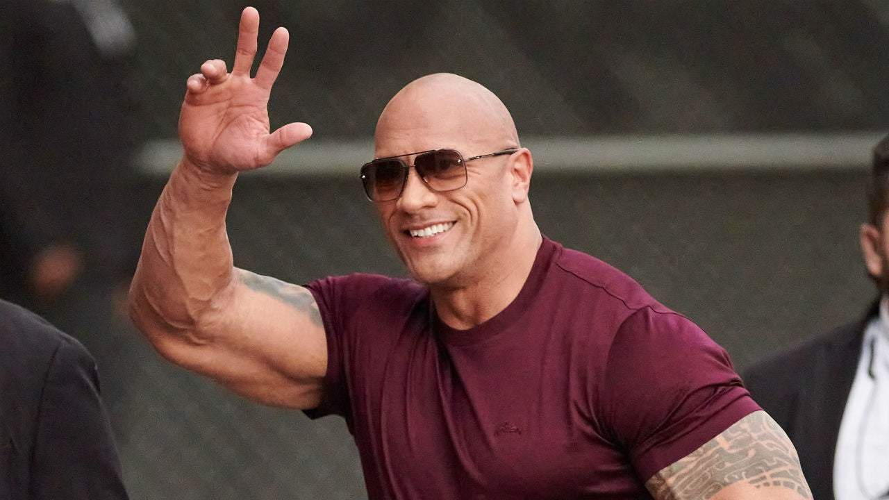 Dwayne'The Rock' Johnson