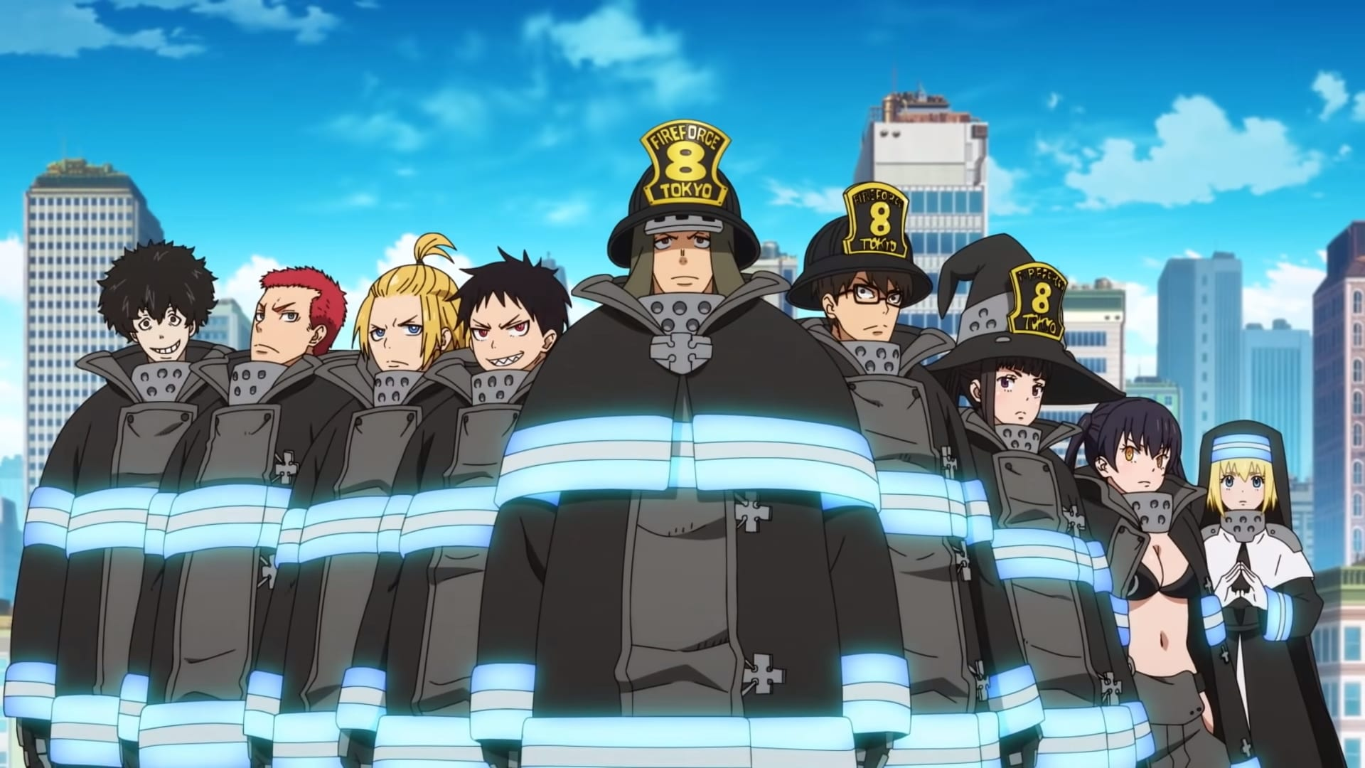 Release Date And Recap: Fire Force Season 3