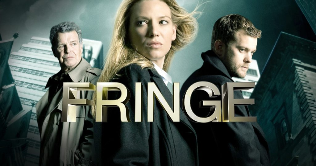 Fringe is a confusing show