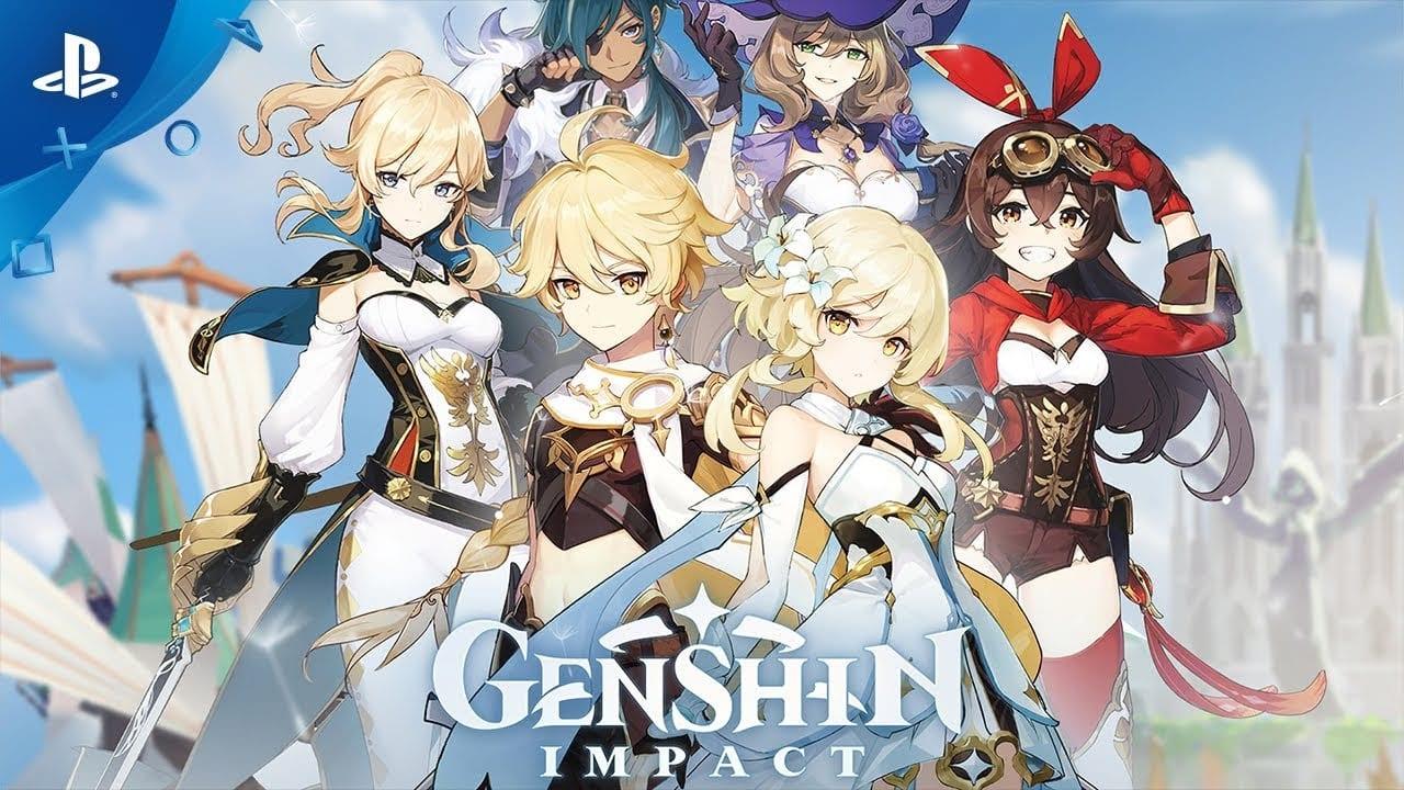 Genshin Impact voice actors