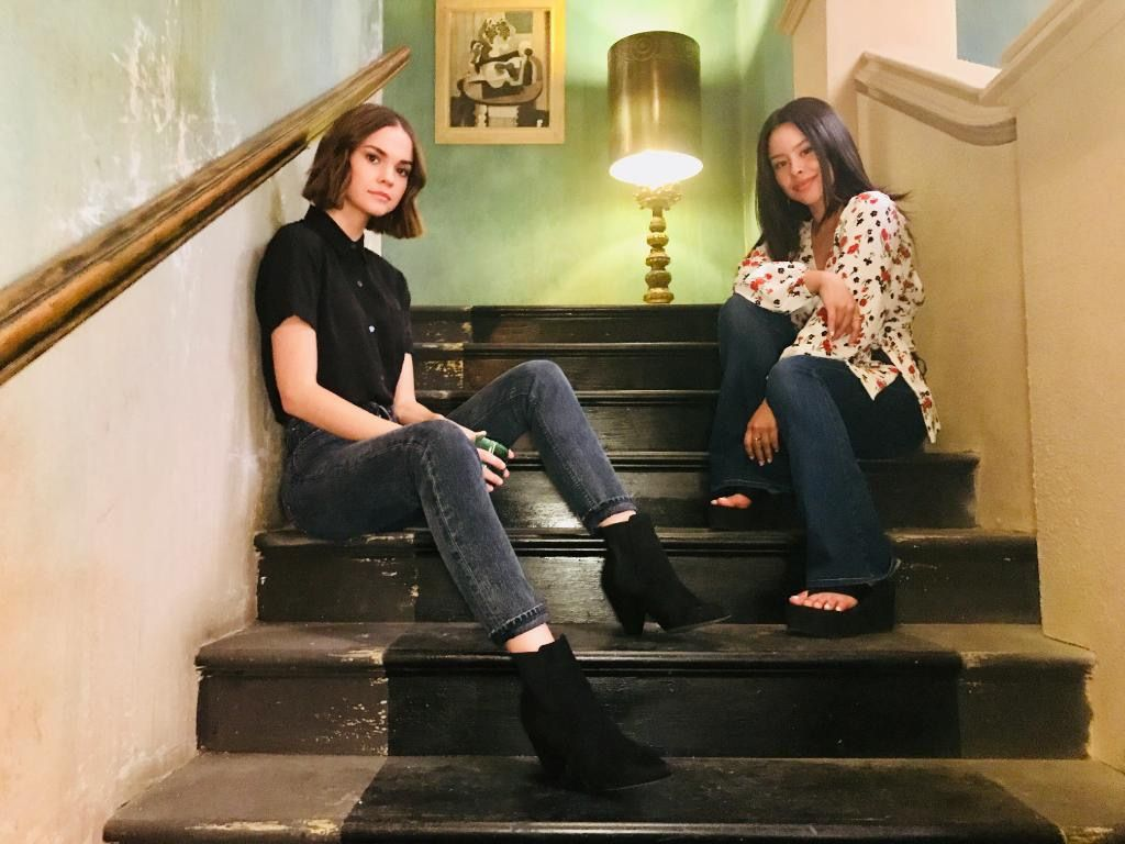 Good Trouble- Tale of two sisters Calie and Mariana