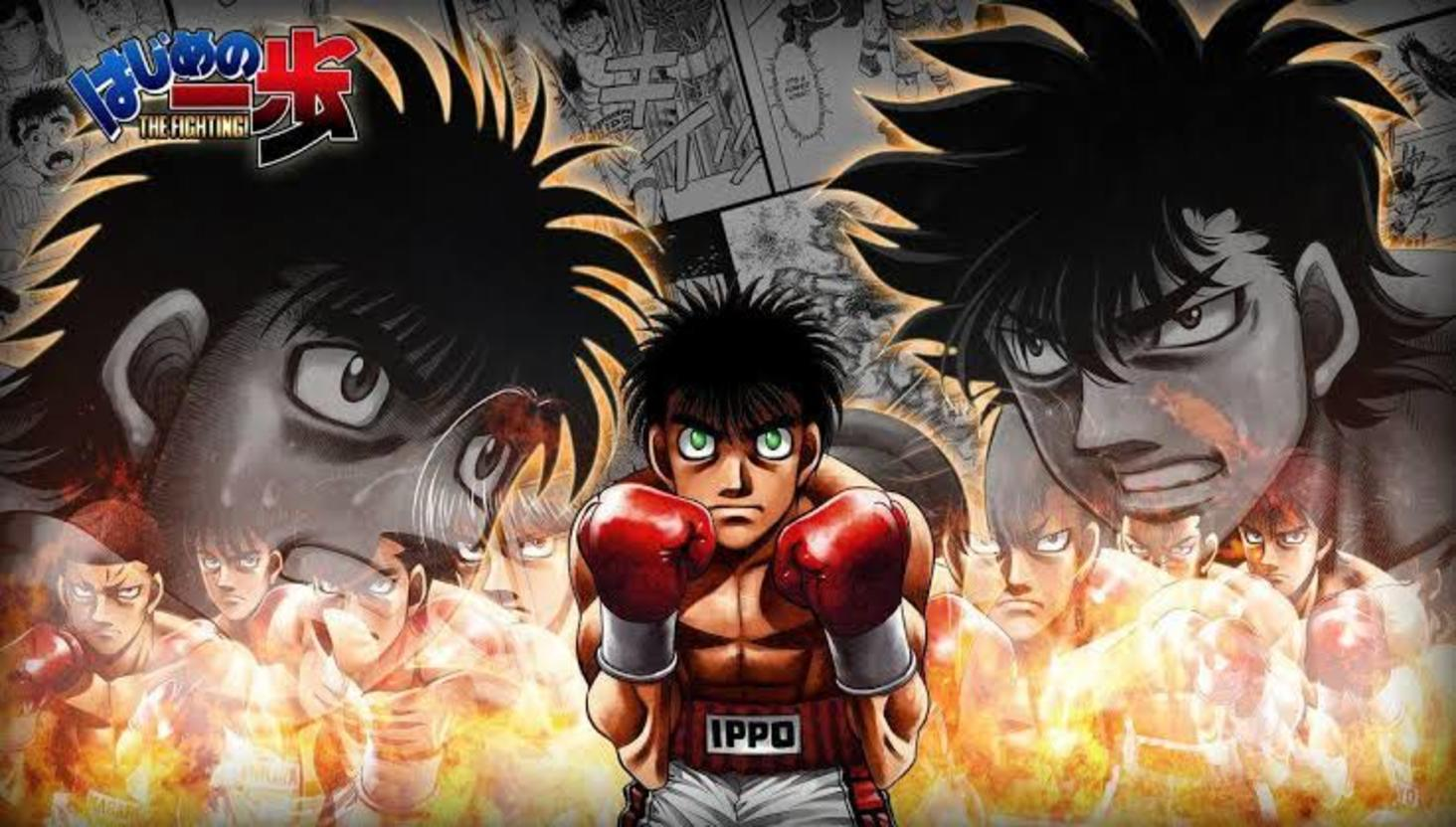 Ten anime like Kengan Ashura