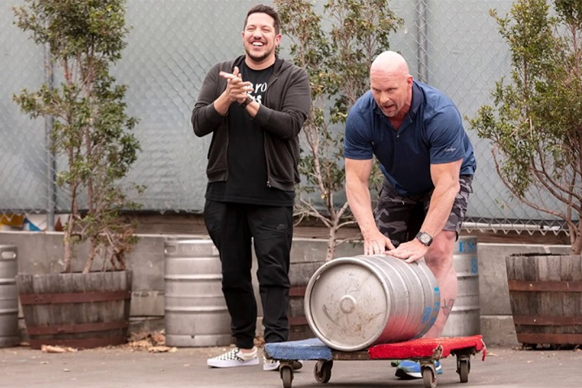 Preview And Release Date: Straight Up Steve Austin Season 2 Episode 8