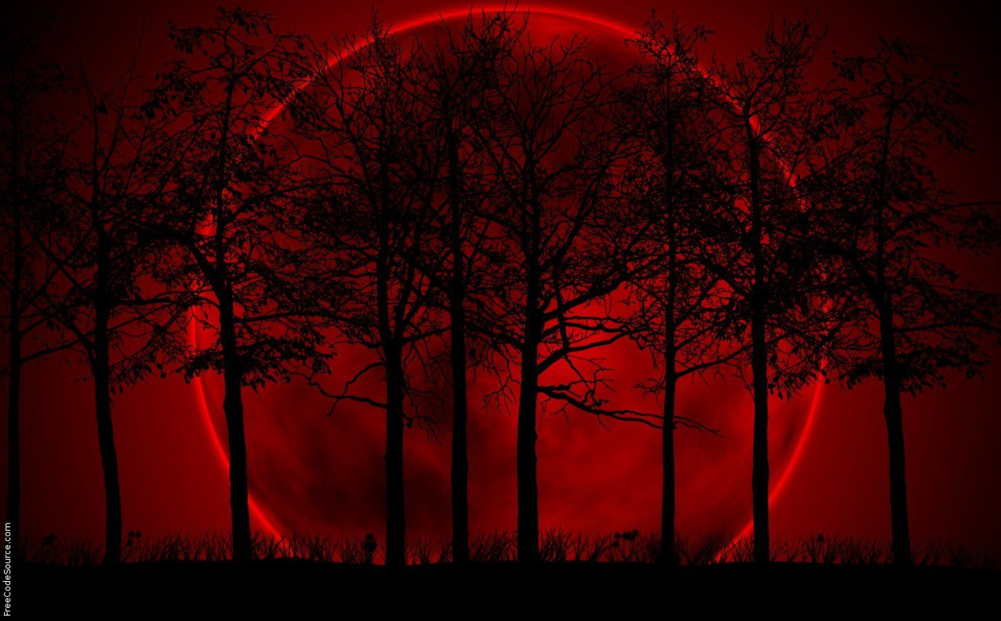Into The Dark Blood Moon release date