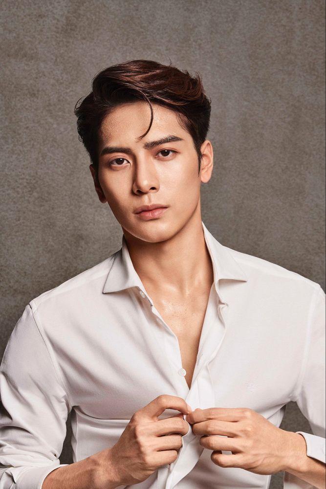 Jackson Wang cr: JYP entertainment