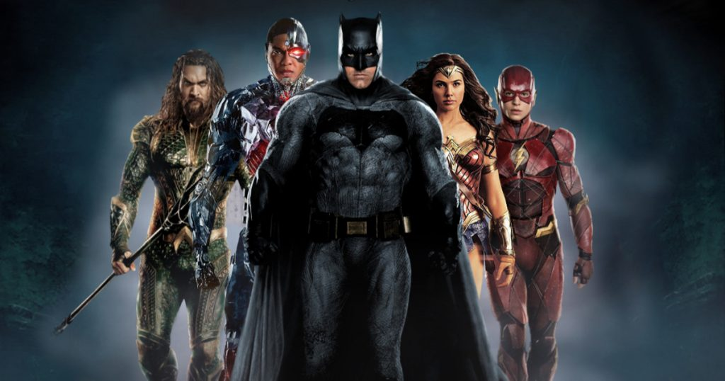 accidental release of Justice League Snyder Cut