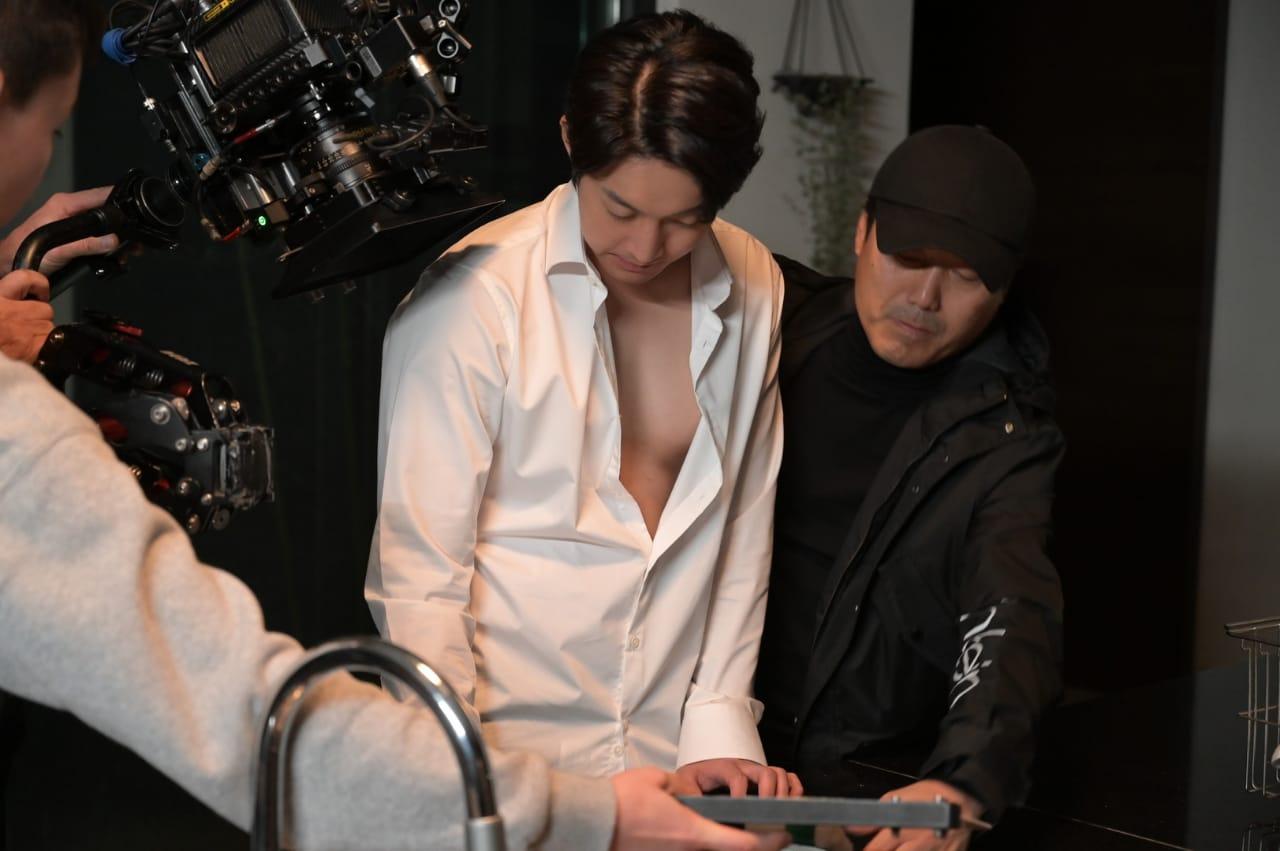 KIM HYUN JUNG AND KIM SI WOO (JANGJNONG)