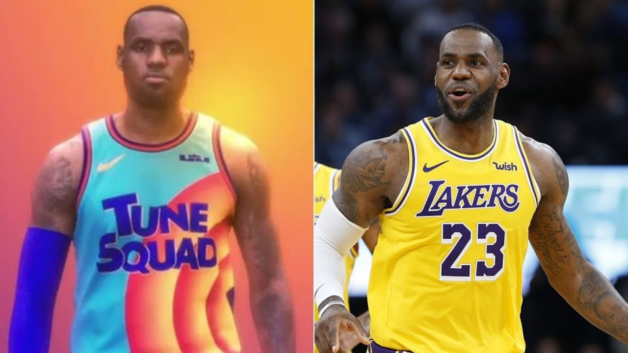 LeBron James- NBA iconic player to play the protagonist